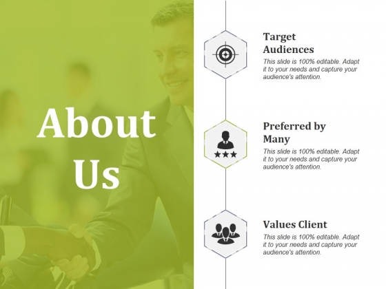 About Us Ppt PowerPoint Presentation Infographics Objects