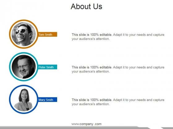 About Us Ppt PowerPoint Presentation Inspiration Graphics