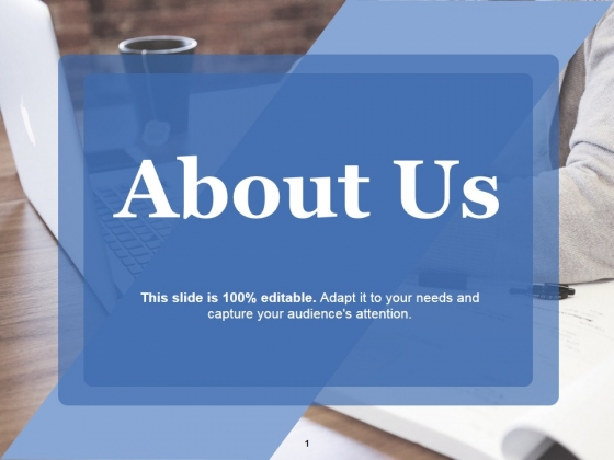 About Us Ppt PowerPoint Presentation Inspiration Vector