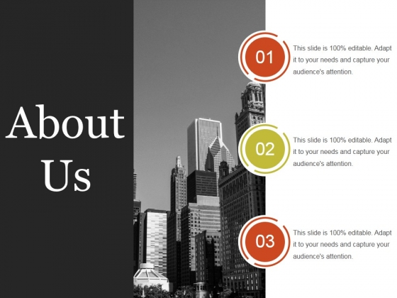 About Us Ppt PowerPoint Presentation Layouts Icons