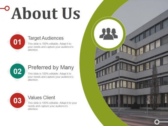 About Us Ppt PowerPoint Presentation Model Gallery