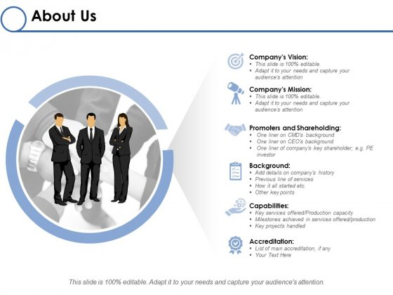 About Us Ppt PowerPoint Presentation Outline Example Topics