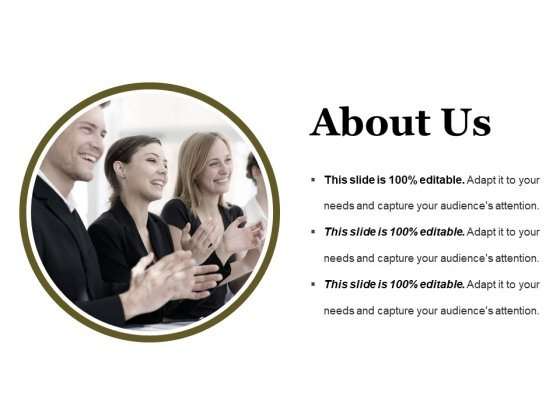 About Us Ppt PowerPoint Presentation Outline Introduction