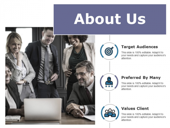 About Us Ppt PowerPoint Presentation Pictures Slide Download