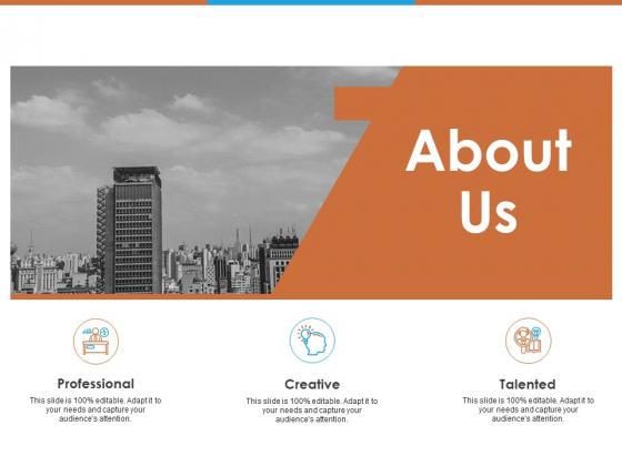 About Us Ppt PowerPoint Presentation Portfolio Themes PDF