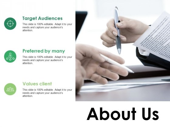 About Us Ppt PowerPoint Presentation Show Gallery
