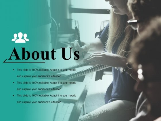 About Us Ppt PowerPoint Presentation Show Layout Ideas