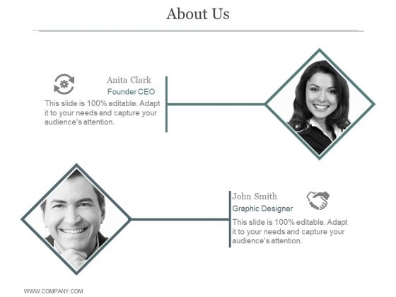 About Us Ppt PowerPoint Presentation Show
