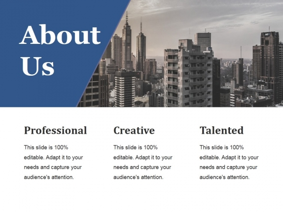 About Us Ppt PowerPoint Presentation Slides Outline