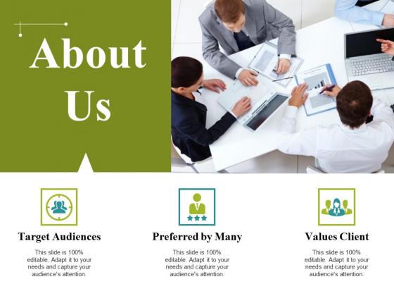 About Us Ppt PowerPoint Presentation Styles Guide