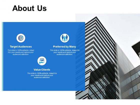About Us Ppt PowerPoint Presentation Styles Slide Portrait