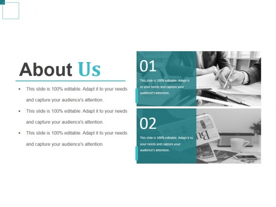 About Us Ppt PowerPoint Presentation Styles Template