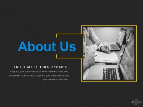 About Us Ppt PowerPoint Presentation Summary Skills