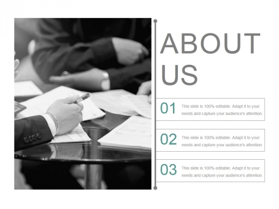 About Us Ppt PowerPoint Presentation Visual Aids