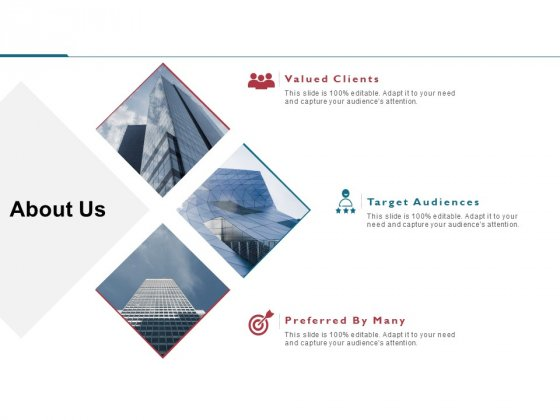 About Us Preferred By Many Ppt PowerPoint Presentation Layouts Show