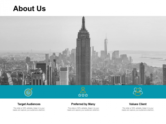 About Us Preferred By Many Ppt PowerPoint Presentation Styles Graphics Design