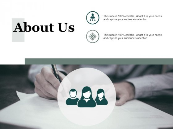 About Us Process Analysis Ppt PowerPoint Presentation Portfolio Graphics Example