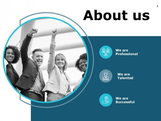 About Us Professional Talented Ppt PowerPoint Presentation Infographics Sample