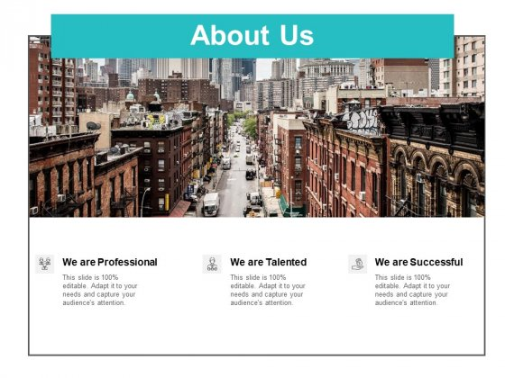About Us Successful Ppt PowerPoint Presentation Infographics Grid