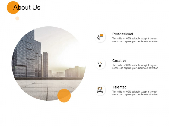 About Us Talented Ppt PowerPoint Presentation Styles Graphic Tips