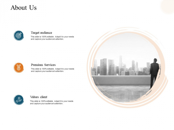 About Us Target Audience Ppt PowerPoint Presentation Summary Microsoft