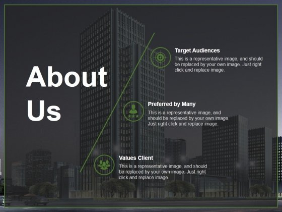 About Us Template 1 Ppt PowerPoint Presentation Icon Example