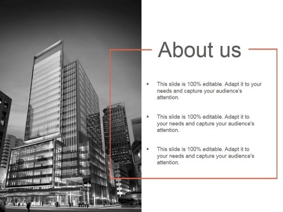 About Us Template 1 Ppt PowerPoint Presentation Ideas
