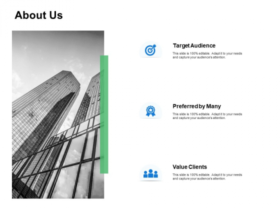 About Us Value Clients Ppt PowerPoint Presentation Gallery Graphics Download