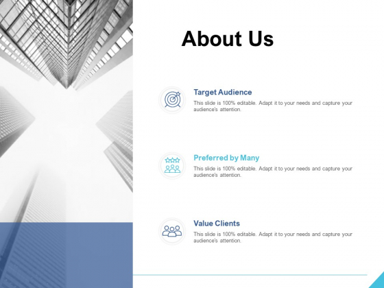 About Us Value Clients Ppt PowerPoint Presentation Inspiration Graphics Tutorials