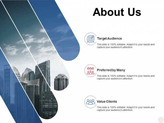 About Us Value Clients Ppt PowerPoint Presentation Pictures Slide