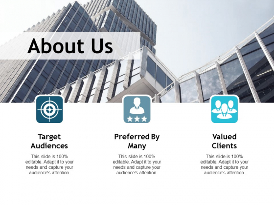 About Us Valued Clients Ppt Powerpoint Presentation Pictures Show