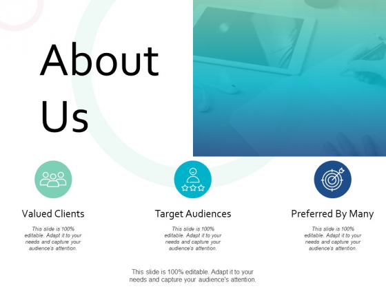 About Us Valued Clients Ppt PowerPoint Presentation Summary Guide