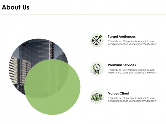 About Us Values Client Ppt PowerPoint Presentation Gallery Gridlines