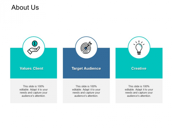 About Us Values Client Ppt PowerPoint Presentation Gallery Pictures