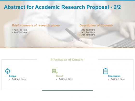Abstract_For_Academic_Research_Proposal_Content_Ppt_PowerPoint_Presentation_Show_Guide_Slide_1