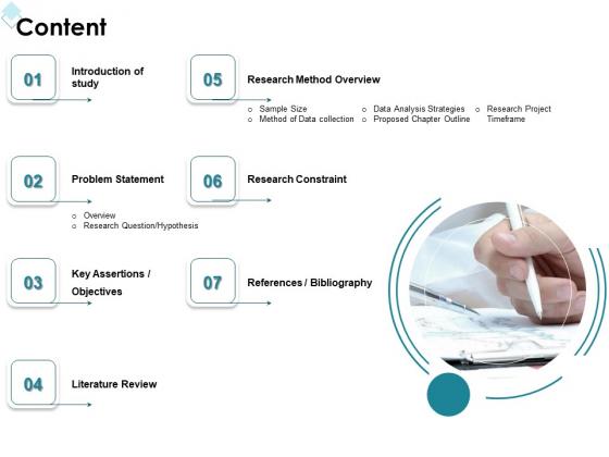 Academic Investigation Content Ppt Icon Graphics Pictures PDF