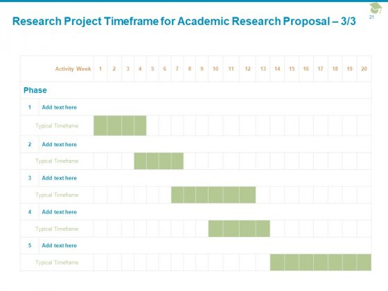 Academic_Research_Proposal_Ppt_PowerPoint_Presentation_Complete_Deck_With_Slides_Slide_21