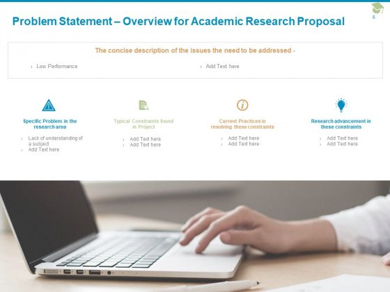 Academic_Research_Proposal_Ppt_PowerPoint_Presentation_Complete_Deck_With_Slides_Slide_8
