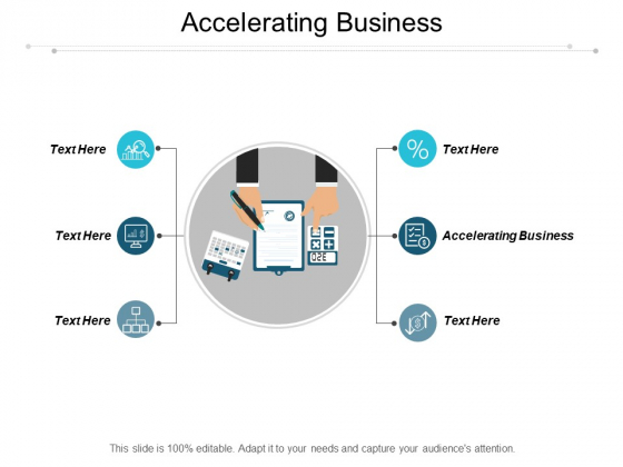 Accelerating Business Ppt PowerPoint Presentation Summary Inspiration Cpb