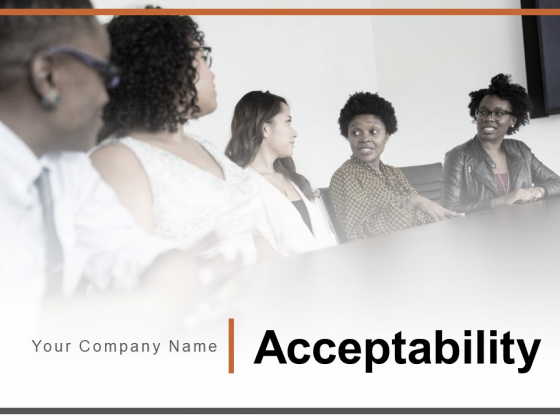 Acceptability Eligibility Clipboard Icon Ppt PowerPoint Presentation Complete Deck