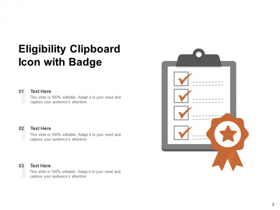 Acceptability_Eligibility_Clipboard_Icon_Ppt_PowerPoint_Presentation_Complete_Deck_Slide_2