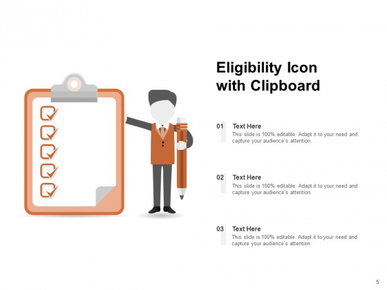 Acceptability_Eligibility_Clipboard_Icon_Ppt_PowerPoint_Presentation_Complete_Deck_Slide_5