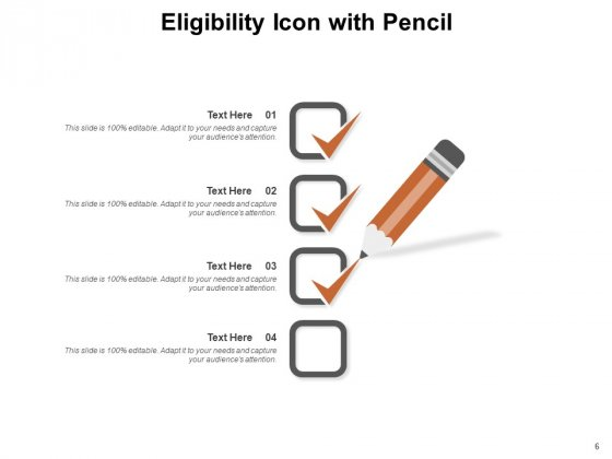 Acceptability_Eligibility_Clipboard_Icon_Ppt_PowerPoint_Presentation_Complete_Deck_Slide_6