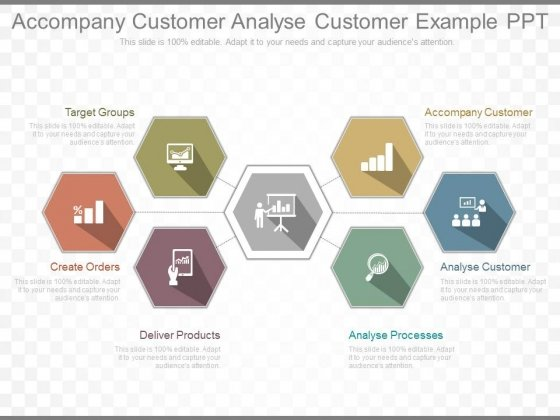 Accompany Customer Analyse Customer Example Ppt