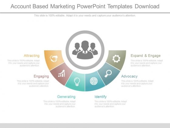 Account Based Marketing Powerpoint Templates Download