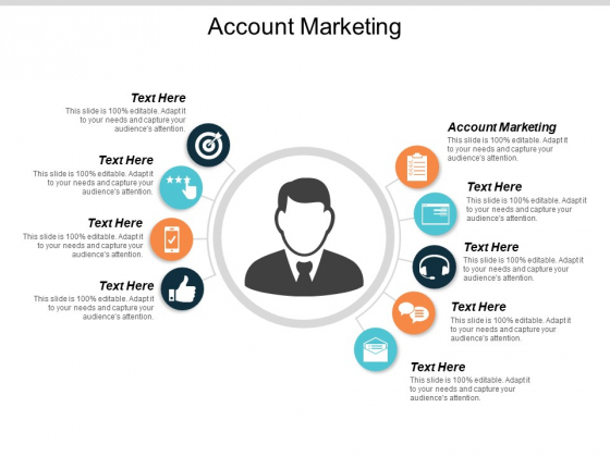 Account Marketing Ppt PowerPoint Presentation File Format Cpb