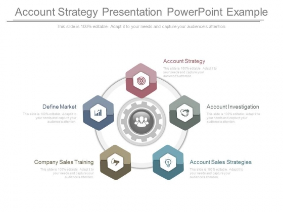strategy presentation