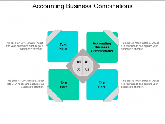 Accounting Business Combinations Ppt PowerPoint Presentation Infographic Template Sample Cpb