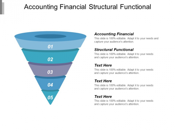 Accounting Financial Structural Functional Ppt PowerPoint Presentation Outline Design Ideas
