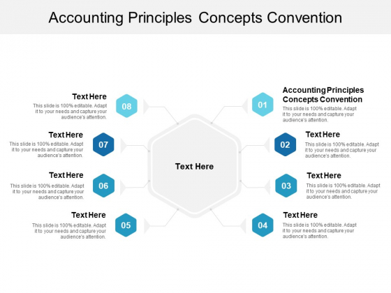 Accounting Principles Concepts Convention Ppt PowerPoint Presentation File Graphics Download Cpb